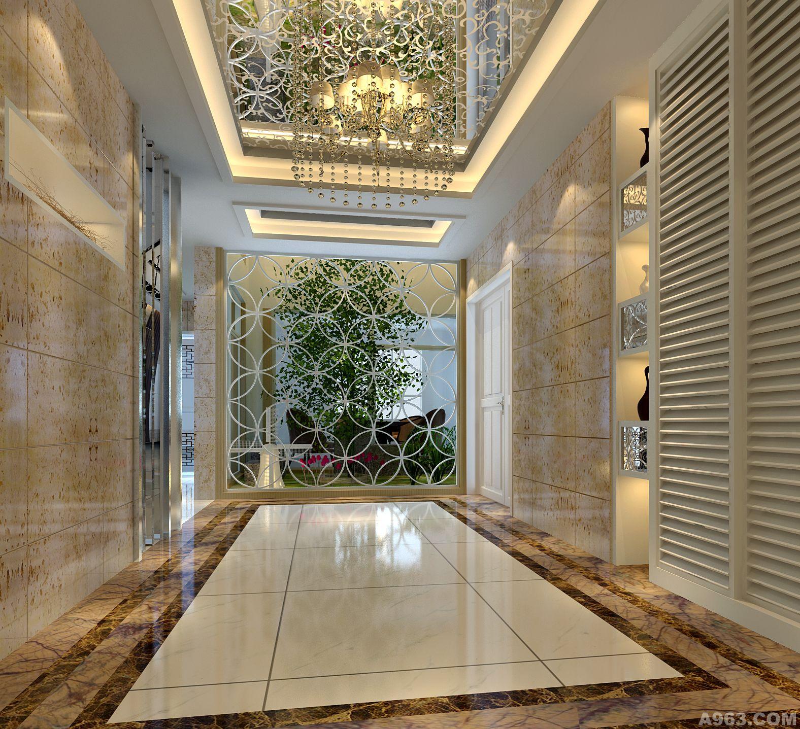 自建别墅 - 别墅豪宅 - 苏州室内设计网_苏州室内设计