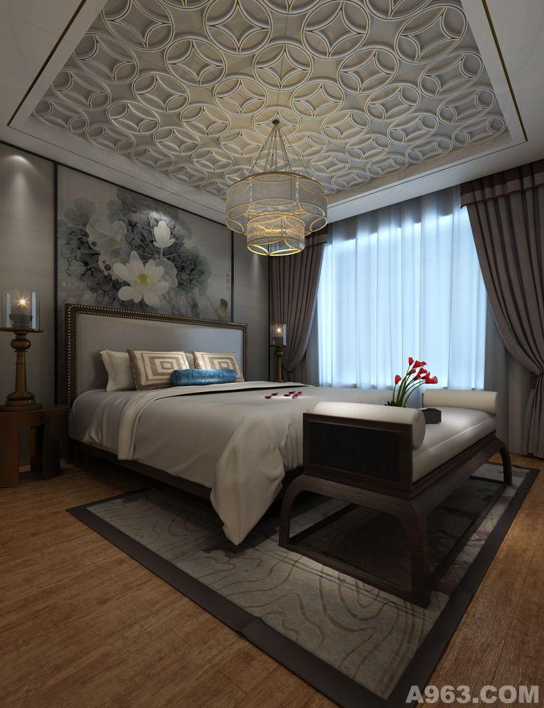 松艺设计《荷之韵》 - 公寓设计 - 苏州室内设计网__.