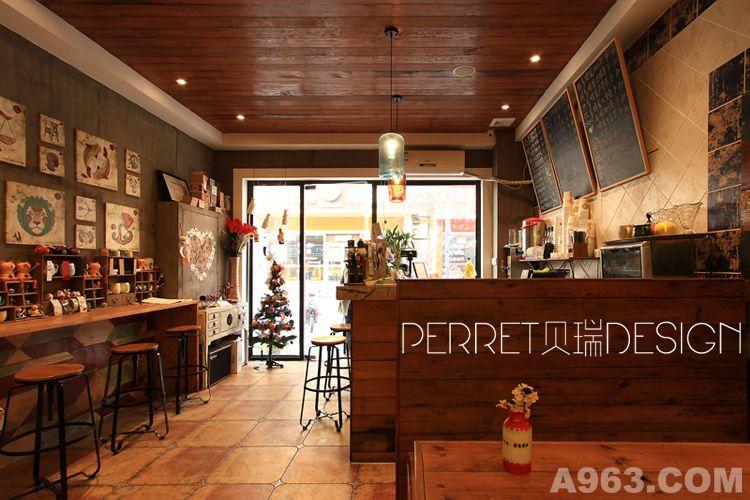 格调小资咖啡屋 - 餐饮空间 - 第5页 - 苏州室内设计