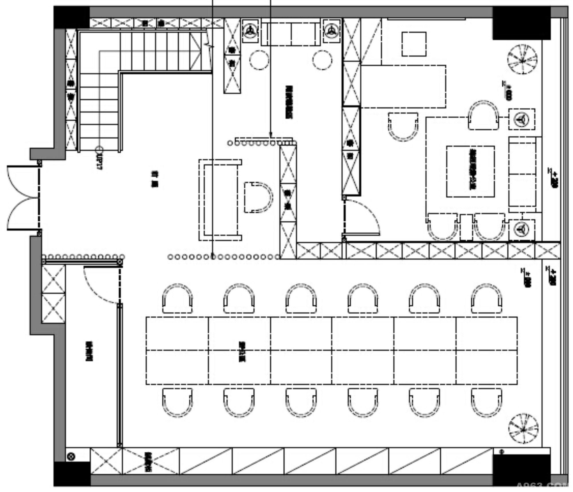 一心悦读 - 商业空间 - 第5页 - 蒋国兴设计作品案例