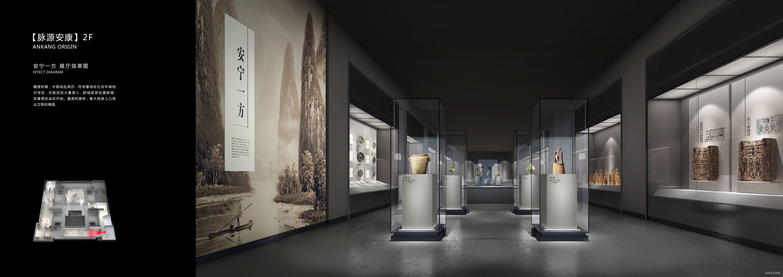 教育性為一體的展覽空間集中展示了濃厚的地方特色和豐富的歷史文化.