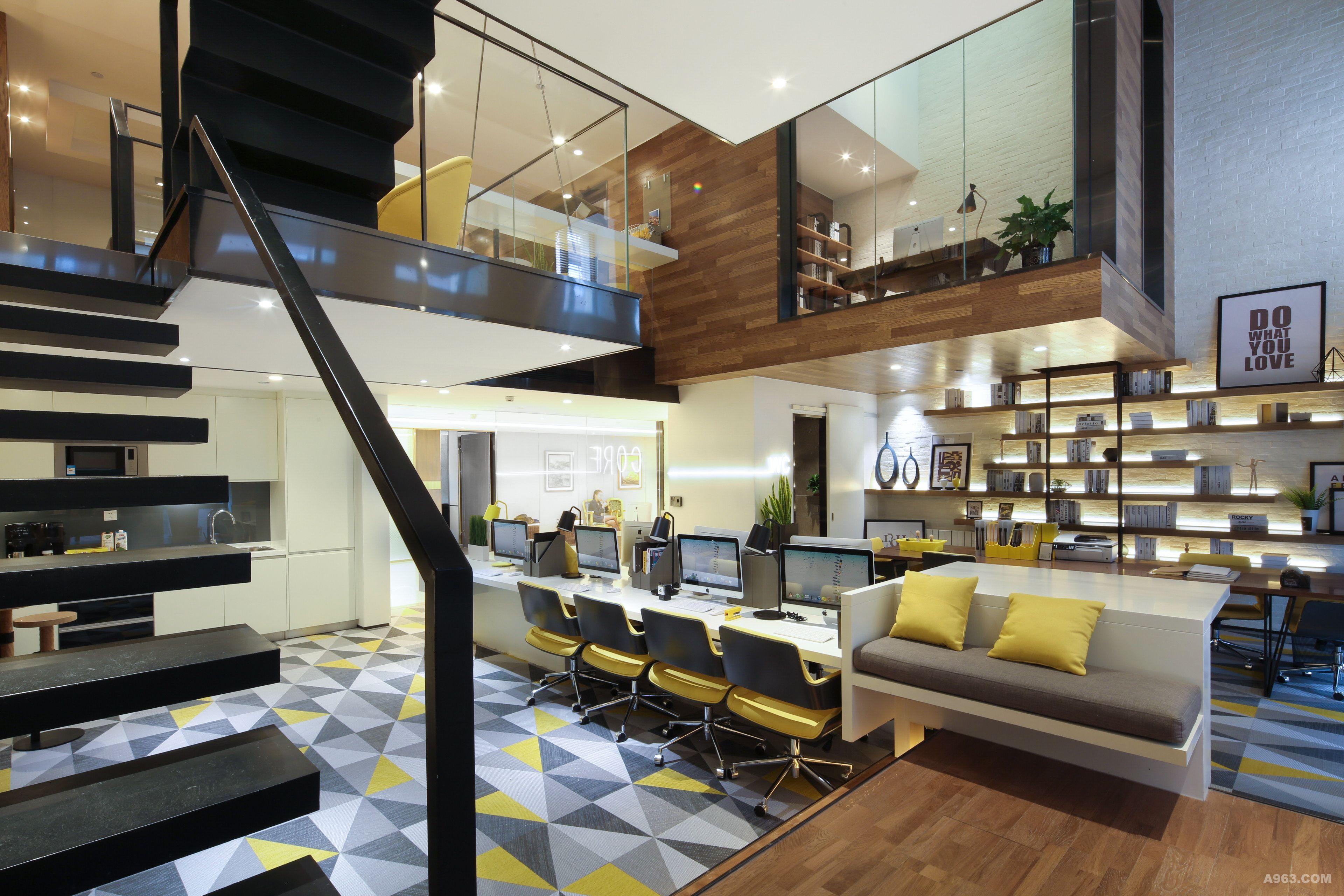 loft商铺装修效果图