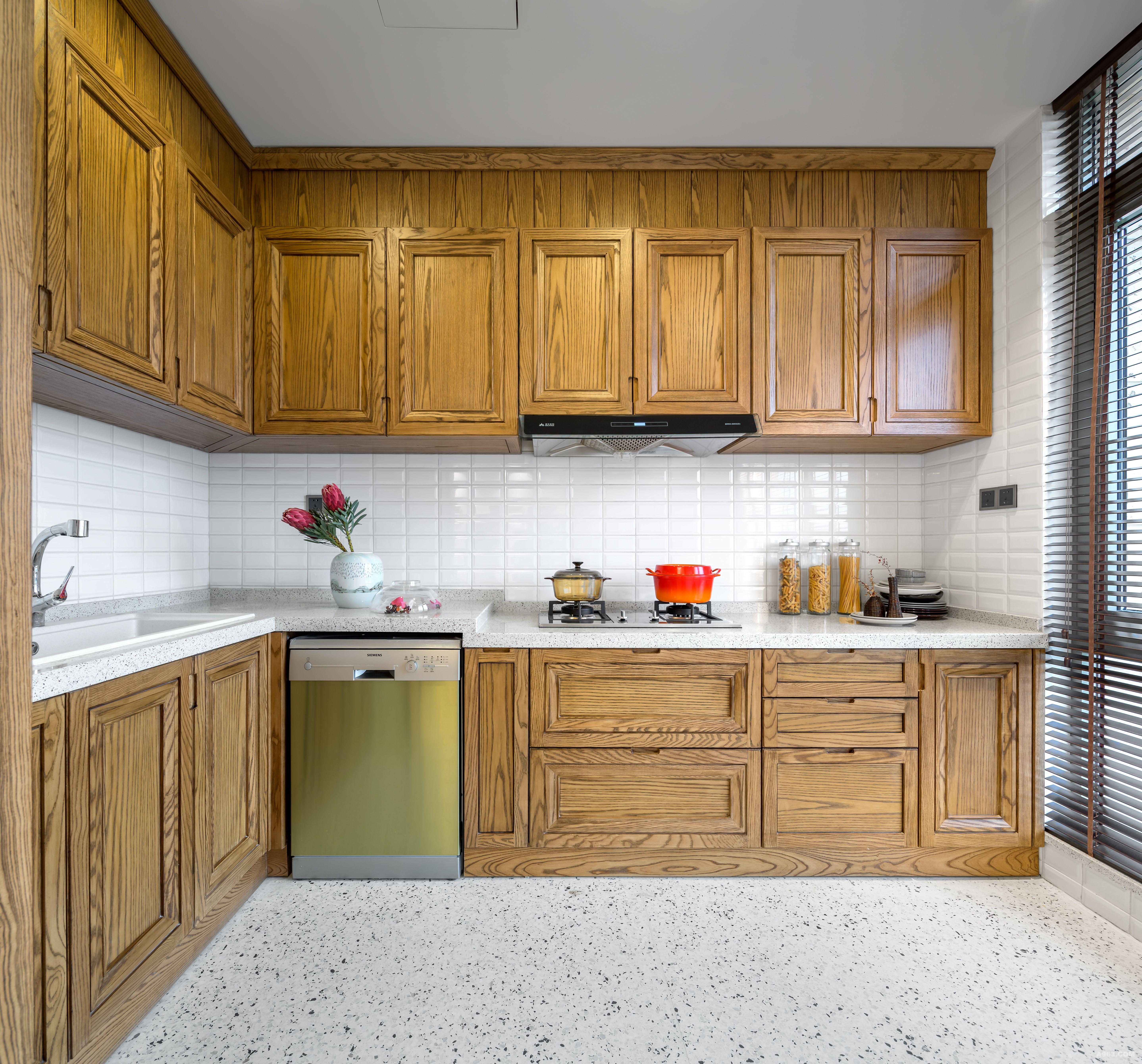 厨房建筑简笔画